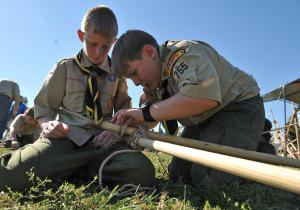 Mormon church to end 105-year partnership with Boy Scouts