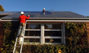 California to require solar panels on all new homes