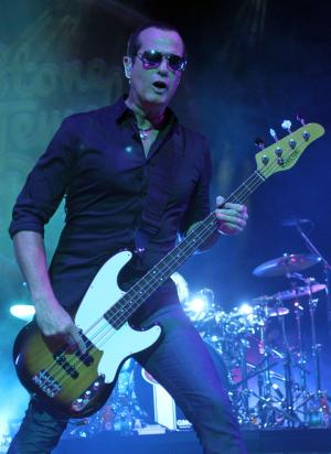 Jeff Gutt has 'zero trepidation' about first tour as STP front-man