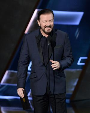 Ricky Gervais to star in Netflix comedy series 'After Life'