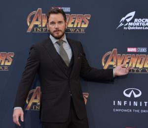 Chris Pratt to receive MTV's Generation Award