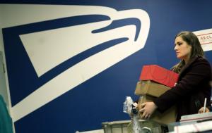 U.S. Postal Service reports $1.3 billion 2nd quarter loss