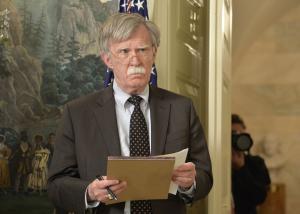 Bolton: U.S. focused on total denuclearization in North Korea, Iran