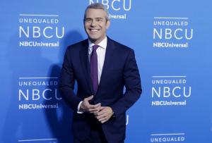 Andy Cohen gets why Kathy Griffin would hate him