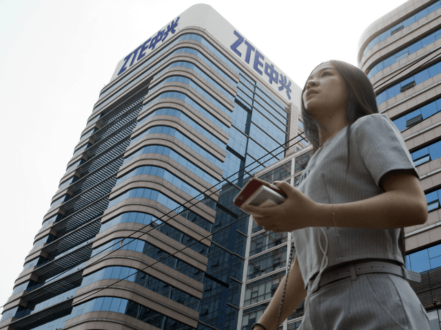 Trump Administration Reaches Agreement with China to Keep ZTE Alive