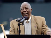 Hank Aaron on Whether He Would Go to the Trump White House: 'There's Nobody There I Want to See'