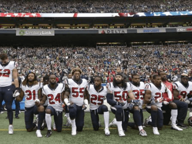 Texans Protest