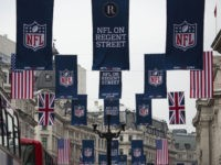 NFL Builds Their Own Field at London Soccer Stadium