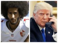 Trump and Kaepernick