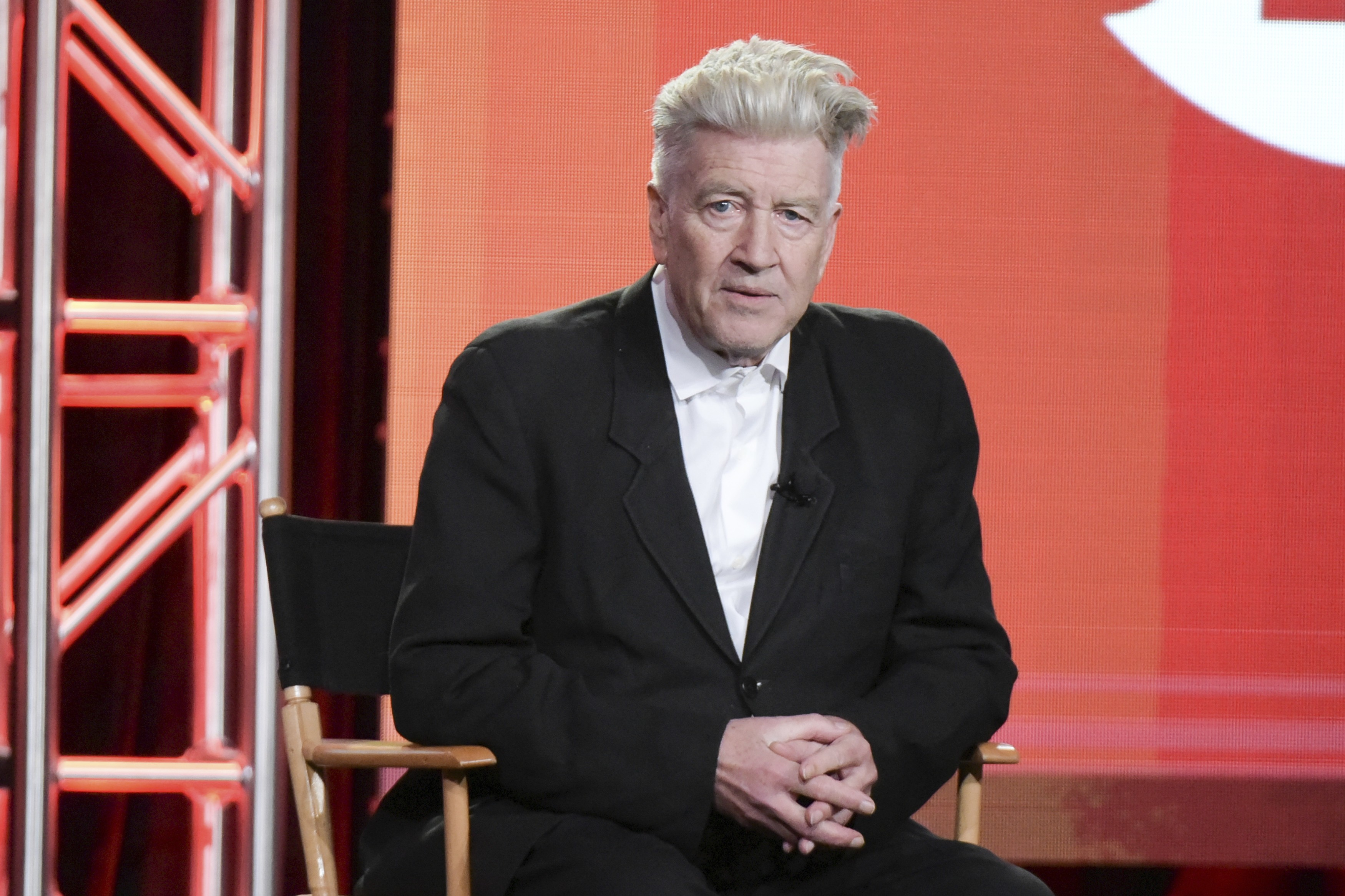 David Lynch: Trump Could Be 'One of the Greatest Presidents in History'