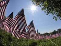 MA Town Backs Down After Citing Business for 'Excessive' American Flag Display