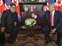 Donald Trump Meets Kim Jong-un in Singapore