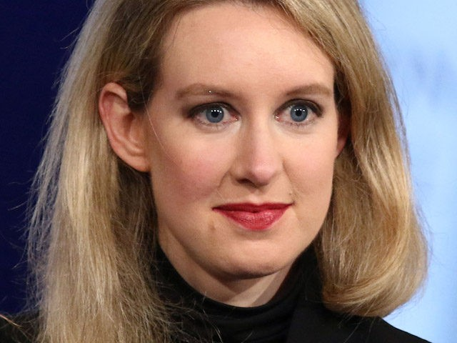 Theranos founder Elizabeth Holmes charged with fraud