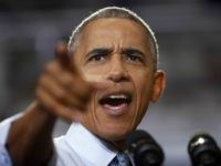 Angry Obama points (Pablo Martinez Monsivais / Associated Press)
