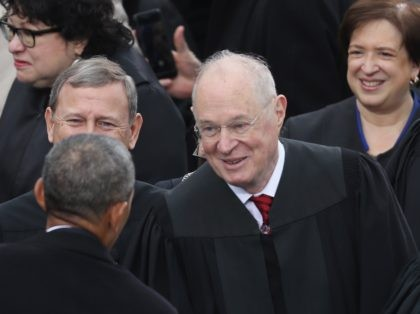 Anthony Kennedy (Joe Raedle / Getty)
