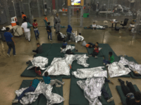 Associated Press Uses 'Cages' to Describe Chain-Link Partitions in Border Patrol Center