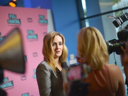 Executive Producer & Host Samantha Bee attends 'Full Frontal with Samantha Bee' FYC Event Los Angeles at The WGA Theater on May 24, 2018 in Beverly Hills, California. (Photo by Charley Gallay/Getty Images for TBS/Turner)