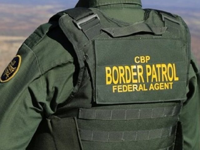 Border Patrol Agent Arizona
