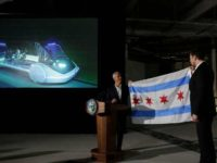 Elon Musk and Rahm Emmanuel announce the Boring Company's high-speed transit system to Chicago's O'Hare airport