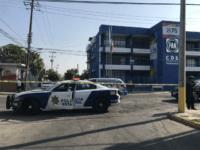 Cartel Shoots PAN Office