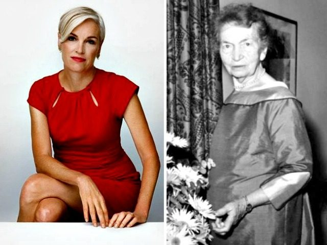 Cecile Richards and Margaret Sanger