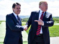 Conte, Trump