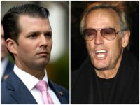 Donald Trump Jr. Torches Peter Fonda Over Vile Attack on 12-Year-Old Barron