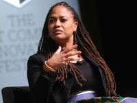 Film director Ava DuVernay speaks during The Fast Company Innovation Festival presentation of OWN Network Co-Presidents Sheri Salata and Erik Logan with Ava DuVernay on November 11, 2015 in New York City. (Photo by Brad Barket/Getty Images for Fast Company)