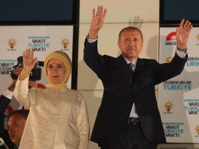 Erdogan (Mustafa Kirazli / Getty)