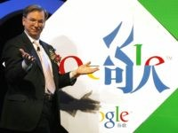 Former Google CEO Eric Schmidt Predicts Internet Split: American vs. Chinese