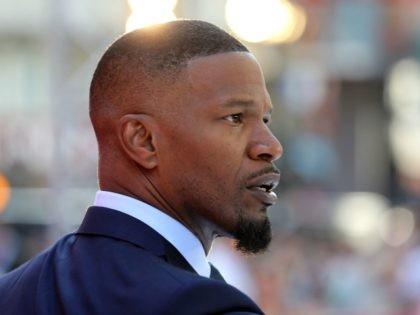 Jamie Foxx attends the European Premiere of Sony Pictures 'Baby Driver' on June 21, 2017 in London, England. (Photo by Tim P. Whitby/Getty Images for Sony Pictures )