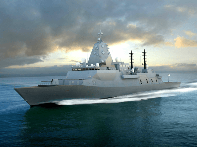 British company wins 25.7 bln United States dollars contract to build Aussie warships