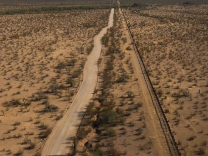 Southwestern Arizona Desert border with Mexico. (File Photo: John Moore/Getty Images)