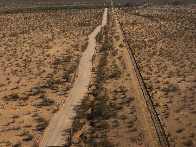 Southwestern Arizona Desert border with Mexico. (File Photo: John Moore/Getty Images)
