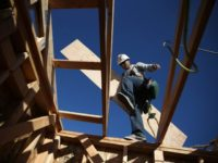 U.S. Homebuilding Surges Near 11-Year High Despite Builder Complaints about Lumber Tariffs and Labor Shortages