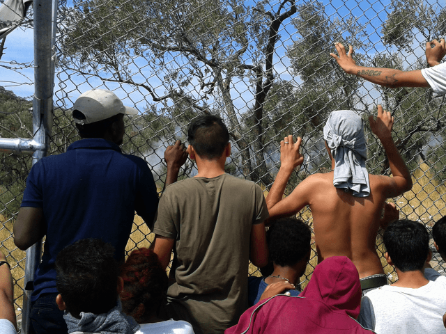 Leader of Greek Island Community Warns Residents Angry Over Migration May Take Law 'Into Their Own Hands'