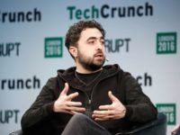 LONDON, ENGLAND - DECEMBER 05: Co-founder of Google DeepMind Mustafa Suleyman attends a Q&A during day 1 of TechCrunch Disrupt London at the Copper Box on December 5, 2016 in London, England. (Photo by John Phillips/Getty Images for TechCrunch)
