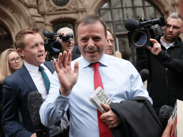 Brexit campaigner Arron Banks downplays Russian Federation  meetings
