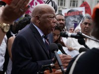 Rep. John Lewis: 'Cannot Be Any Peace in America' Until Child Border Policy Ends