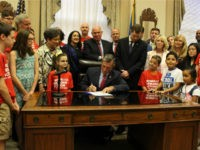 Gov. John Carney signed House Substitute 1 for HB 222 into law surrounded by members of the General Assembly of both parties, law enforcement, and advocates for gun safety. This legislation, sponsored by Representative David Bentz, allows a court to issue a lethal violence protection order in cases where a …