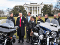 Trump, Harley-Davidson