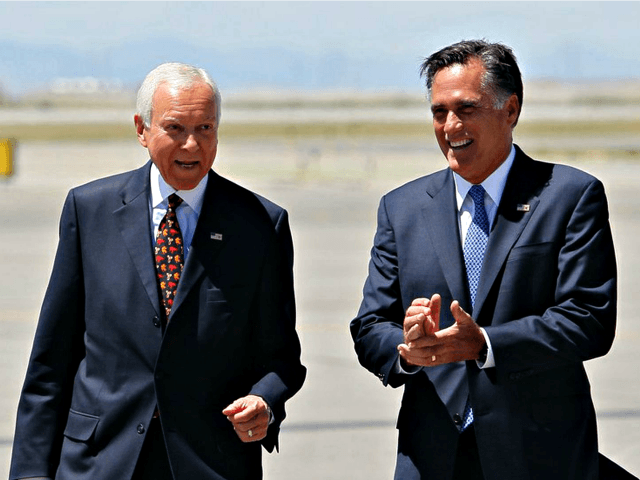 Hatch and Romney