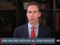 Missouri AG Josh Hawley: Congress Went Soft on Facebook's Zuckerberg