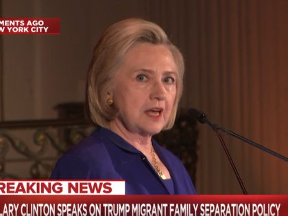 Hillary: Separating Families Contrary to Religious Values — Jesus 'Did Not Say Let the Children Suffer'