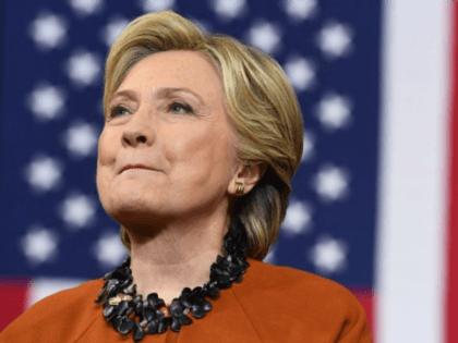 Hillary Clinton Swallowed Canary