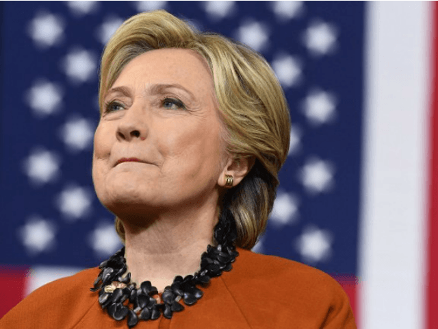 Hillary Clinton Swallowed Canary