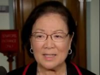 Hirono Refuses to Say Kavanaugh Has Presumption of Innocence