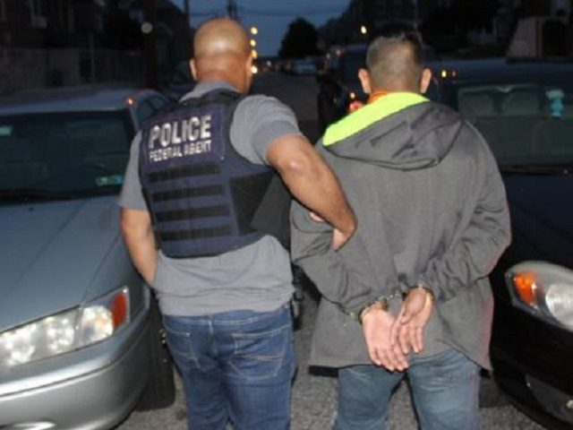 ICE arrests illegal alien