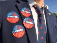 I Voted in California (Joel Pollak / Breitbart News)