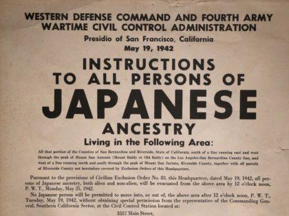 Japanese Internment (Gerald Herbert / Associated Press)